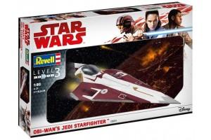 Plastic ModelKit SW 03614 - Obi-Wan's Jedi Starfighter  (1:80)