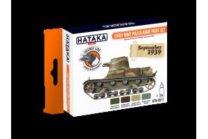 Polská armádní technika 2. sv. války brzké období (Early WW2 Polish Army) - CS11
