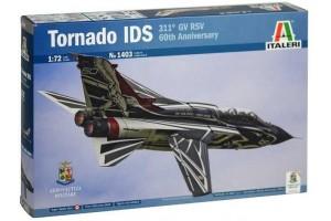 Model Kit letadlo 1403 - TORNADO IDS 311° GV RSV 60th Anniversary(1:72)