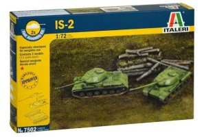 Fast Assembly - IS-2 (1:72) - 7502
