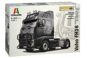 "Model Kit truck 3931 - VOLVO FH16 XXL ""VIKING"" (1:24)"
