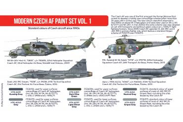Moderní české letectvo 1 (Modern Czech AF vol. 1) - AS89