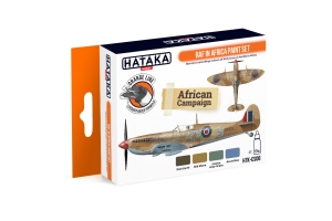 RAF v Africe (RAF in Africa) - CS08
