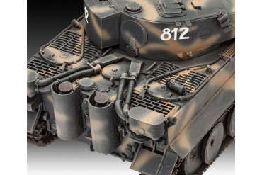 Gift-Set tank 05790 - 75 Years Tiger I (1:35)