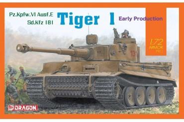 Model Kit tank 7482 - SD,Kfz Tiger I Early Production (1:72)