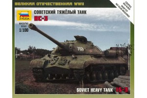 Wargames (WWII) - Soviet Tank IS-3 (1:100) - 6194