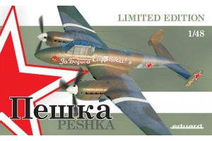 Petlyakov PE-2 Peshka (1:48) - 11112