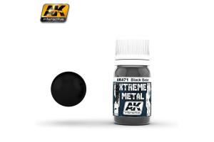 471: XTREME METAL BLACK BASE