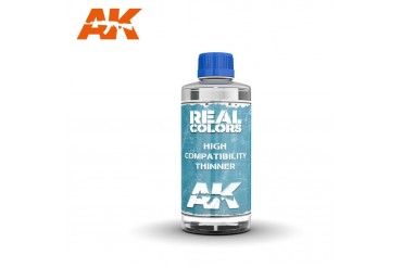 High Compatibility Thinner 200ml - RC701