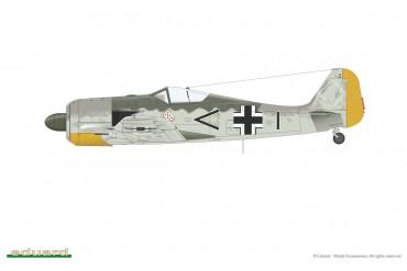 Fw 190A rané verze (1:48) - R0016