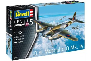 D.H. Mosquito Bomber (1:48) - 03923