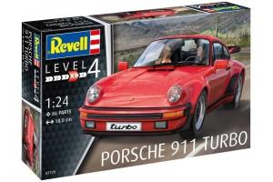Plastic ModelKit auto 07179 - Porsche 911 Turbo (1:25)
