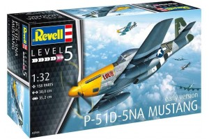 P-51D-5NA Mustang (1:32) - 03944