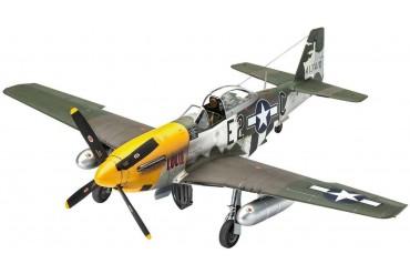 Plastic ModelKit letadlo 03944 - P-51D-5NA Mustang (1:32)