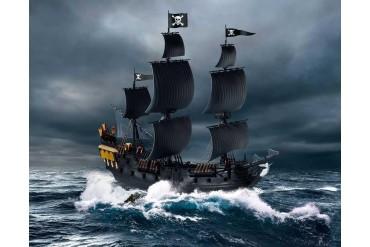 EasyClick loď 05499 - Black Pearl (1:150)