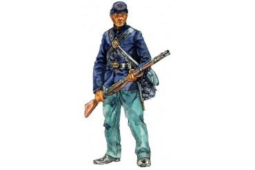 Wargames diorama 6179 - FARMHOUSE BATTLE - AMERICAN CIVIL WAR 1864 - BATTLESET (1:72)