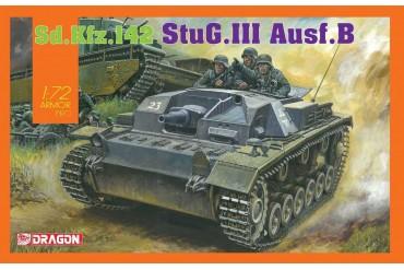 Model Kit tank 7559 - Sd.Kfz.142 StuG.III Ausf.B (1:72)
