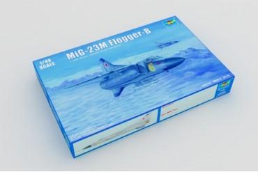 MIG-23M Flogger B (1:48) - 02853