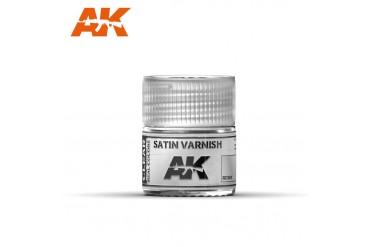Pololesklý lak (Satin Varnish) 10ml - RC501