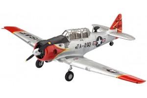 ModelSet letadlo 63924 - T-6 G Texan (1:72)