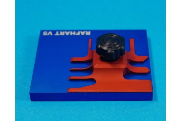 Rafhart V5 - ohýbačka fotoleptaných dílů