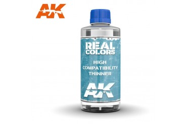 High Compatibility Thinner 400ml - RC702