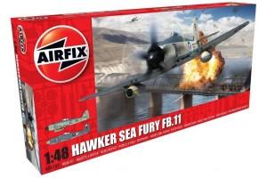 Classic Kit letadlo A06105 - Hawker Sea Fury FB.II (1:48) - nová forma