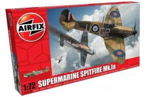 Supermarine Spitfire Mk.Ia (1:72) - A01071B