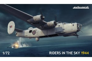 "Liberator MK.V ""Riders in the Sky"" (1:72) - 2121"