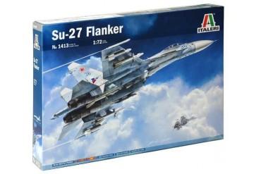 Model Kit letadlo 1413 - Su-27A Flanker (1:72)