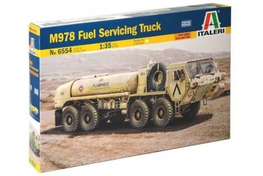 Model Kit military 6554 - M978 Fuel Servicing Truck (1:35)