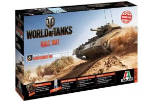 Model Kit World of Tanks 36514 - Crusader III (1:35)
