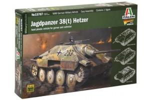 Wargames tank 15767 - Jagdpanzer 38(t) Hetzer (1:56)