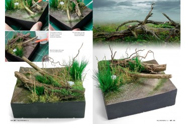 DIORAMAS F.A.Q 1.2 EXTENSION – WATER, ICE & SNOW - AK8050