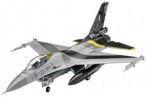 ModelSet letadlo 63905 - F-16 Mlu 100th Anniversary (1:72)