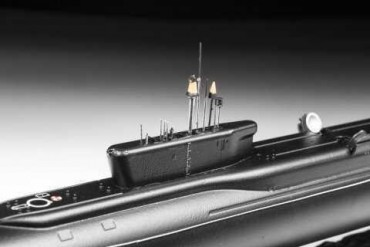 "Model Kit ponorka 9061 - Nuclear Submarine ""Yury Dolgorukiy"" (1:350)"