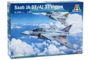 Model Kit letadlo 2785 -SAAB JA 37/AJ 37 VIGGEN (1:48)