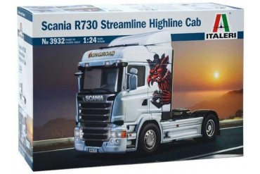 Model Kit truck 3932 - Scania R730 Streamline Highline Cab (1:24)