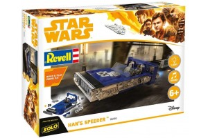 Build & Play SW 06769 -  Han's Speeder