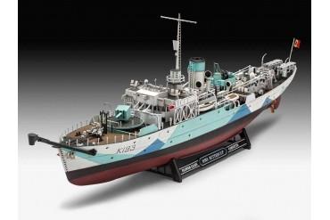 Plastic ModelKit loď 05158 - Flower Class Corvette HMS Buttercup (1:144)