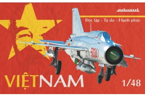 """MiG-21PFM """"VIETNAM"""" (1:48) - 11115"""