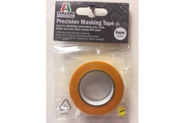 Precision Masking Tapes 50827 - maskovací páska 6 mm - 2 ks