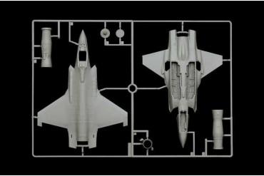 Model Kit letadlo 1409 -F-35 A LIGHTNING II CTOL version (1:72)