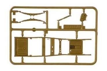 Model Kit military 6555 - M6 GUN MOTOR CARRIAGE WC-55 (1:35)