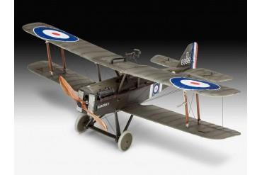 Plastic ModelKit letadlo 03907 - 100 Years RAF: British S.E. 5a (1:48)