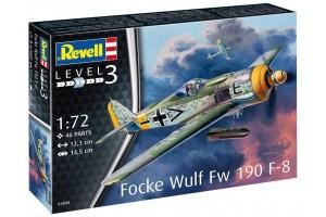 Focke Wulf Fw190 F-8 (1:72) - 03898