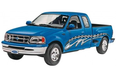 Plastic ModelKit auto 07045 - '97 Ford F-150 XLT (1:25)