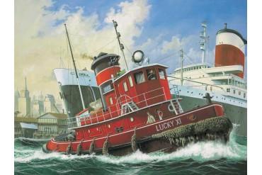 ModelSet loď 65207 - Harbour Tug Boat (1:108)