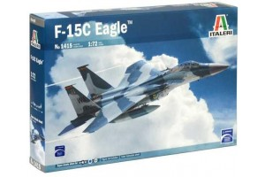 Model Kit letadlo 1415 - F-15C Eagle (1:72)