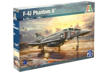 Model Kit letadlo 2781 - F-4J Phantom II (1:48)